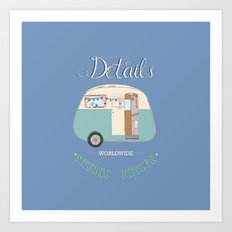 Logo DSD Art Print