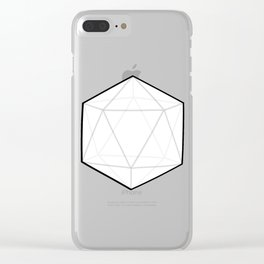 Let's Roll Clear iPhone Case