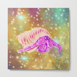 The Cosmic Crab Metal Print