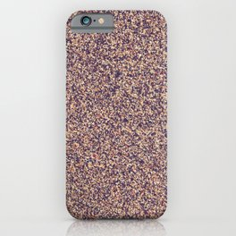 Sandy Surface iPhone Case