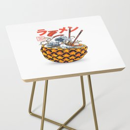 Great vibes ramen Side Table