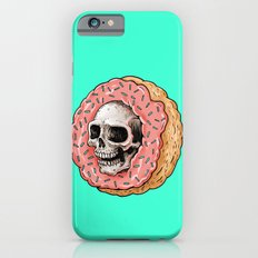 Skull Donut iPhone 6 Slim Case