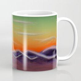 Serpent Horizon Coffee Mug