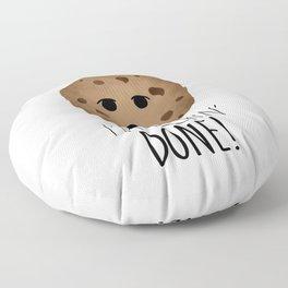 I'm Fuckin' Done! Floor Pillow