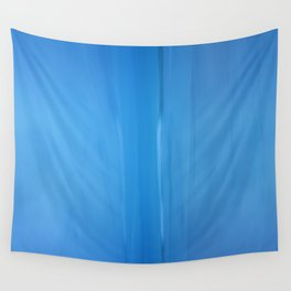 Abstract Blues Wall Tapestry