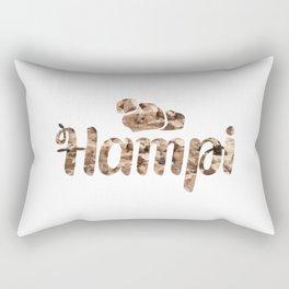 Hampi Rectangular Pillow