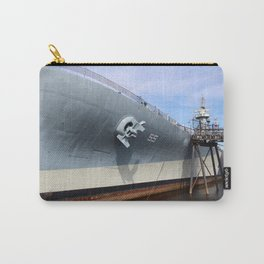 The Mighty USS North Carolina Carry-All Pouch