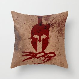 THE 300 SPARTANS Throw Pillow