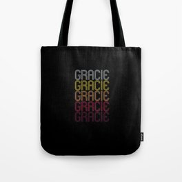 Gracie Name Gift Personalized First Name Tote Bag