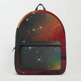 """""""Cosmic Alignment"""" Backpack"""