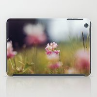 clover iPad Cases featuring Clover by elle moss