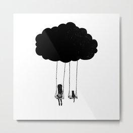Under the sky Metal Print
