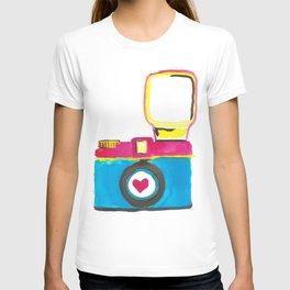 Love Snap T-shirt