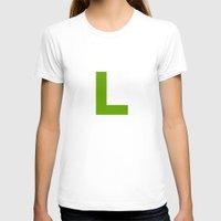 luigi T-shirts featuring Luigi by Jynxit