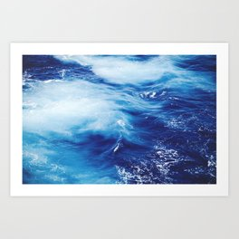 Nørdic Water No. 6 Art Print