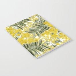 Yellow Mimosa Notebook