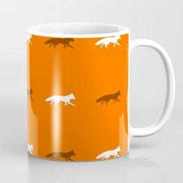Orange Foxes! Coffee Mug