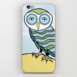 AL the Owl iPhone Skin