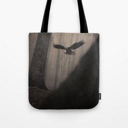 Magic Eagle Tote Bag