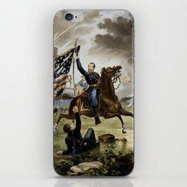Battle of Chantilly - Civil War iPhone Skin