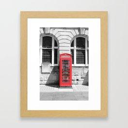 Classic Britain Framed Art Print