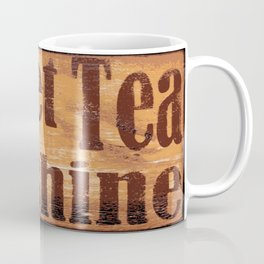 Sweet Tea and Sunshine Coffee Mug