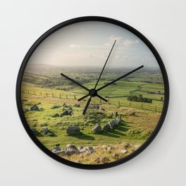 Loughcrew Ireland Wall Clock