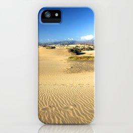 The Desert 1.0 iPhone Case
