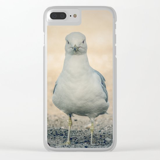 Mine Clear iPhone Case