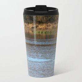 Gone Fishing 2 Travel Mug