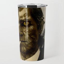 Julio Cortázar Travel Mug
