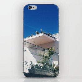 Cacti architecture iPhone Skin