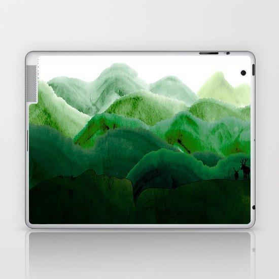 山秀谷 Laptop & iPad Skin
