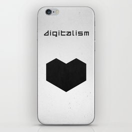 Digitalism iPhone Skin