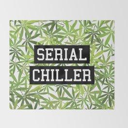 Serial Chiller Throw Blanket