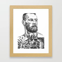 The Notorious Framed Art Print