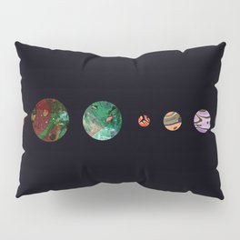 Another solar system Pillow Sham