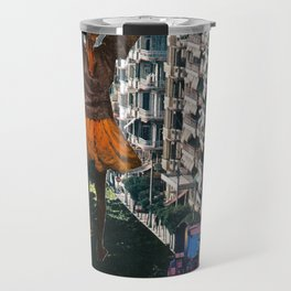 A Half Drowned World Travel Mug