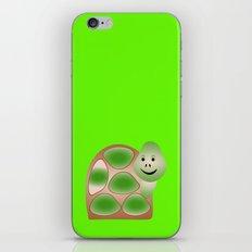 Little Turtle iPhone & iPod Skin