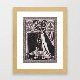 Ni No Kuni. The White Witch. Framed Art Print