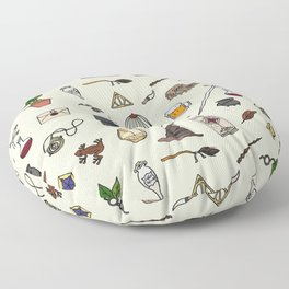 Harry Pattern Floor Pillow
