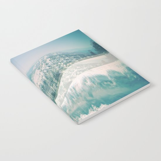 Blue mountains Notebook