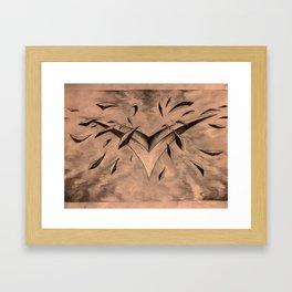 Foil Framed Art Print