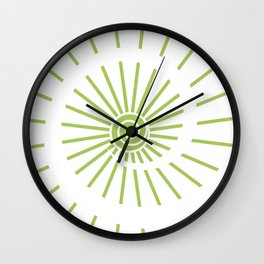 Sunshine XXII Wall Clock