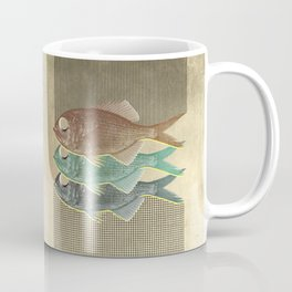 feeling selfish to sell fish Coffee Mug