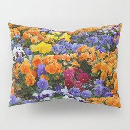 Pancy Flower 2 Pillow Sham