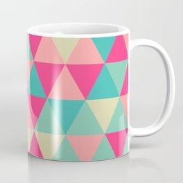 Multi Geometric Coffee Mug