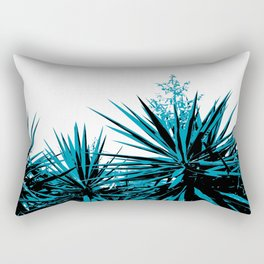 Yucca Trees Rectangular Pillow