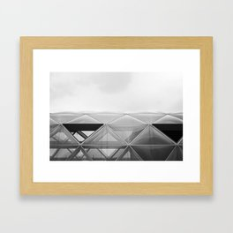 Architexture 2. Framed Art Print