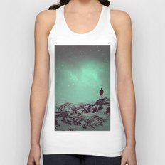 Lost the Moon While Counting Stars II Unisex Tank Top